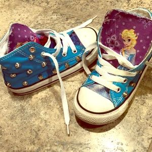 Disney Frozen Converse